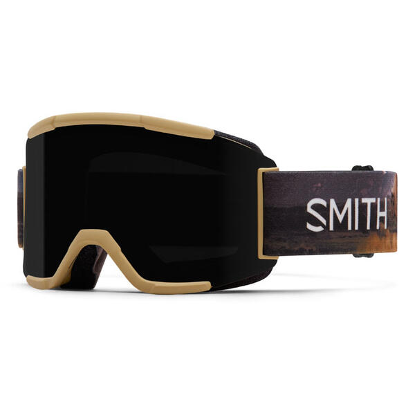 Smith Squad Snow Goggles With Blackout Lens