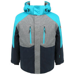 Avalanche Men's Color Block Ski Jacket