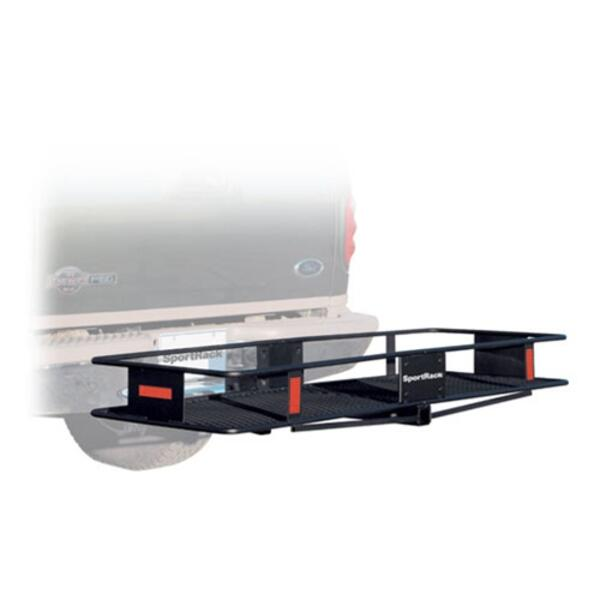 SportRack Hitch Mounted Cargo Basket