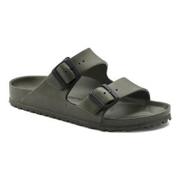 Birkenstock Men's Arizona Essentials Sandals Khaki