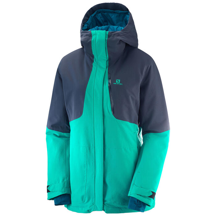 Salomon Women's QST Snow Jacket