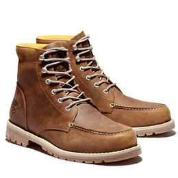 Timberland Men's Redwood Falls Moc Toe Boots