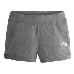 The North Face Girl's Tri-blend Shorts