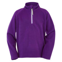 Spyder Toddler Girl's Speed Fleece Zip Turtleneck