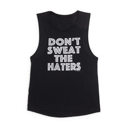 Oil Digger Tees Women's Don't Sweat Haters Tank Top