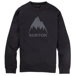 Burton Men's Oak Crew Fleece Sweater