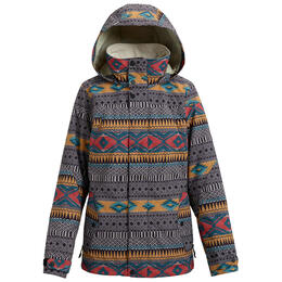 Burton Women's Jet Set Insulated Snowboard Jacket