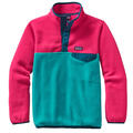 Patagonia Girl's Lightweight Synchilla Snap