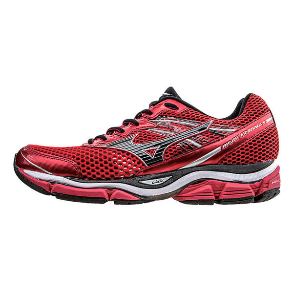 mizuno men 39 s wave enigma 5 running shoes sun ski. Black Bedroom Furniture Sets. Home Design Ideas