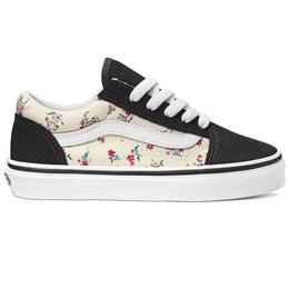Vans Girl's Ditsy Floral Old Skool Skate Shoes