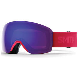 Smith Men's Skyline Af Snow Goggles W/Chromapop Violet Mirror Lens
