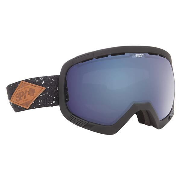 Spy Platoon Snow Goggles with Happy Rose/Dark Blue Spectra Lens