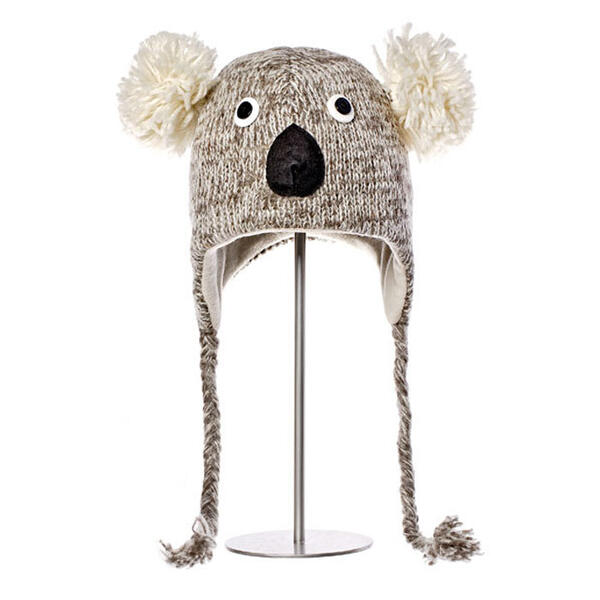 Knitwits Kids Kirby The Koala Pilot Hat