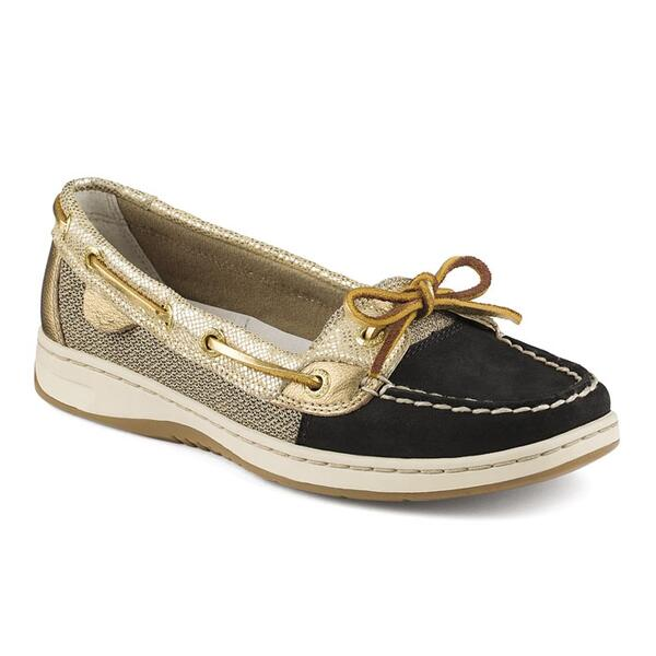 Sperry Women's Angelfish Metallic Python Casual Shoes