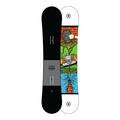 Ride Men's Crook Freestyle Snowboard '17
