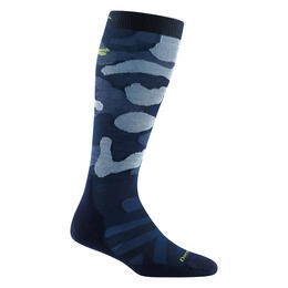 Darn Tough Vermont Camo Jr. Over-The-Calf Cushion Socks
