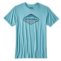 Patagonia Men's Fitz Roy Crest Short Sleeve