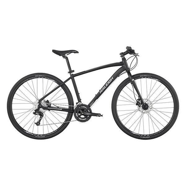 Raleigh Misceo 3.0 Flat Bar Urban Bike '13