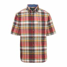 Woolrich Men's Eco Rich Timberline Short Sleeve Shirt