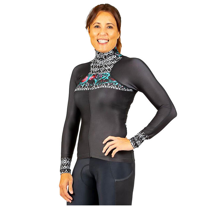 Shebeest Women's Virtue Long Sleeve Cycling