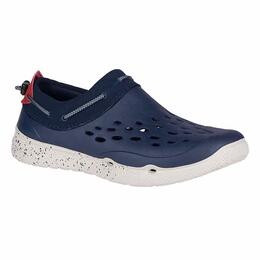 Sperry Men's Seafront Navy/Red Water Shoes