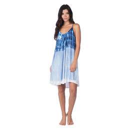 Lucky Women's Dip Into Blue Swing Dress