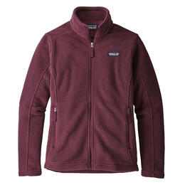 Patagonia Women's Classic Synchilla Jacket, Dark Currant
