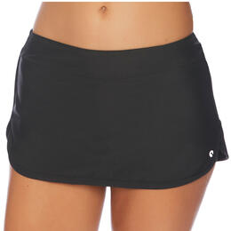 Next By Athena Women's Good Karma Skort Swim Bottom