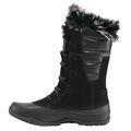 The North Face Women's Nuptse Purna Apres Boots Inside View Black
