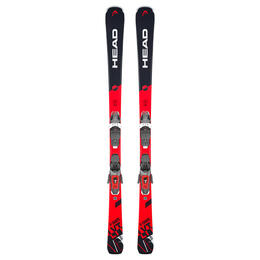 Head Men's V Shape V6 All Mountain Skis '19