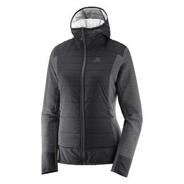 Salomon Women's Right Nice Hybrid Hoodie