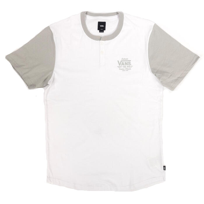 Vans Men's Holder Street Henley II T Shirt