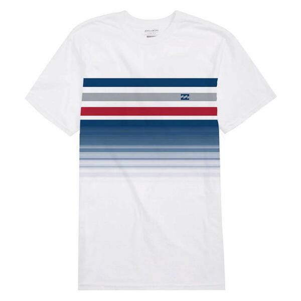 Billabong Men's Spinner Ombre Tee Shirt