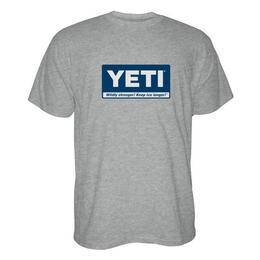 Yeti Coolers Billboard Short Sleeve T-Shirt