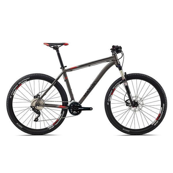 Marin Nail Trail 27.5 (650b) Hardtail Mountain Bike \'14 - Sun & Ski
