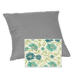 Casual Cushion Corp. 18x18 Throw Pillow - Violetta Baltic