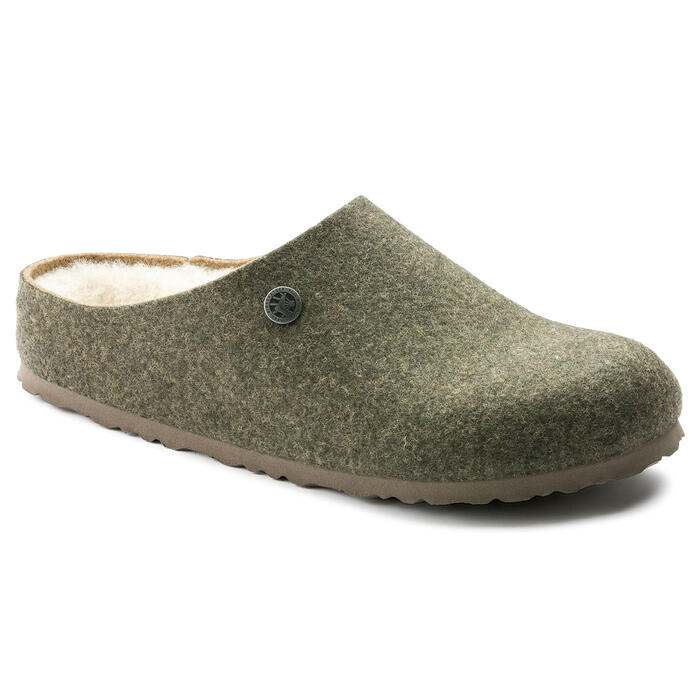 Birkenstock Women's Kaprun Happy Lamb Clogs