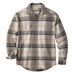 Mountain Khakis Men's Teton Long Sleeve Flannel Shirt