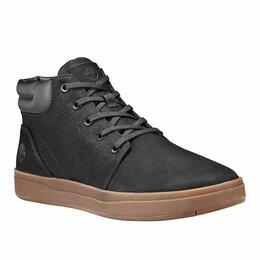 Timberland Men's Davis Square Mixed-Media Chukka Boots