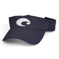 Costa Del Mar Men's Cotton Visor
