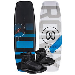 Ronix Men's District Wakeboard With Divide Wakeboard Bindings '19