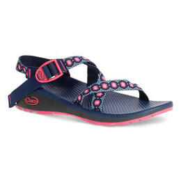 Chaco Women's Z/Cloud Casual Sandals Marquise Pink