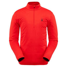 Spyder Men's Prospect Zip T Neck Top