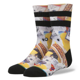 Stance Boy's Spacecats Boys Socks