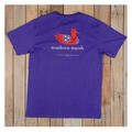 Back of Southern Marsh Men's Authenic Heritage Tee Shirt