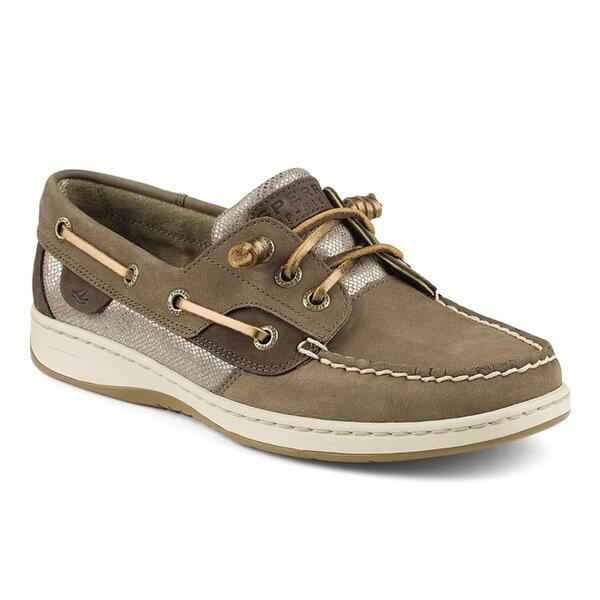 Sperry Women's Ivyfish Brushed Sparkle Casual Shoes