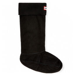 Hunter Women's Tall Boot Socks Black