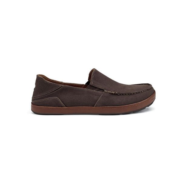 Olukai Men's Puhalu Canvas Casual Sandals