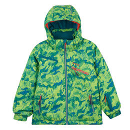 Kamik Boy's Zade Shredder Print Insulated Jacket