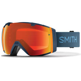 Smith Men's I/O Asia Fit Snow Goggles with Everyday Red Lens